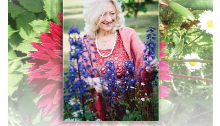 Island Flower essence Talk at Jersey Library