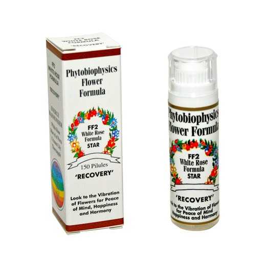 Flower Formula FF2 White Rose